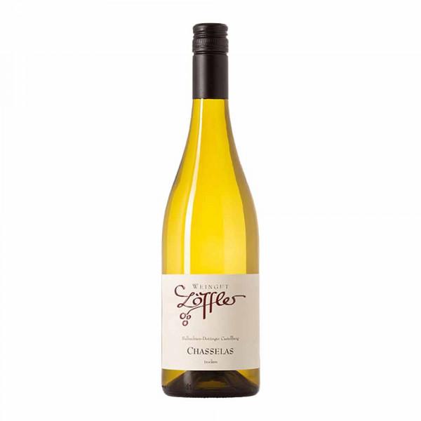 CHASSELAS Qualitätswein 2019 trocken - Weingut Löffler