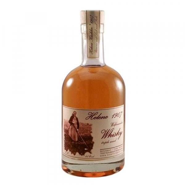 "Whisky ""Helene 1907"" Tripple Wood"