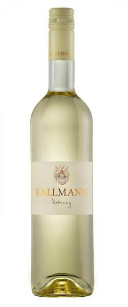 Nobling 2018 trocken, Badischer Landwein - Weinbau Kallmann
