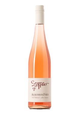 Alkoholfreier Wein ROSÉ, 2020, Weingut Löffler