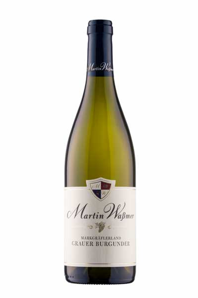 Martin Wassmer - Grauer Burgunder Spätlese 2018 trocken - Weingut Martin Waßmer