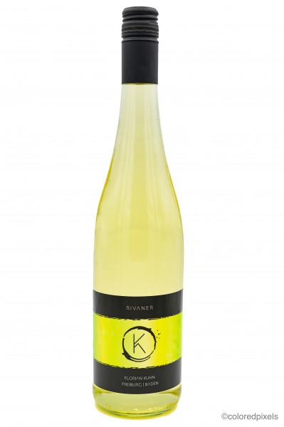 Rivaner Badischer Landwein 2019 trocken - Weingut Kuhn