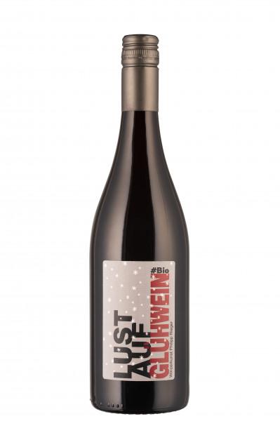LUST AUF Glühwein - Roter Bio-Glühwein - Weingut Rieger - Biowein
