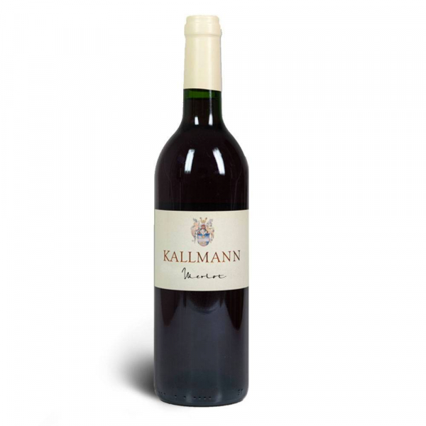 Merlot trocken 2017, Badischer Landwein - Weinbau Kallmann