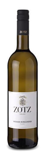 Weisser Burgunder trocken 2018 - Weingut ZOTZ