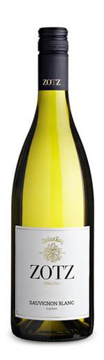 Sauvignon Blanc trocken 2018 - Weingut ZOTZ