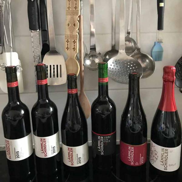 Rotes Winterpaket - Lämmlin-Schindler Rotweinpaket (versandkostenfrei!) - Biowein