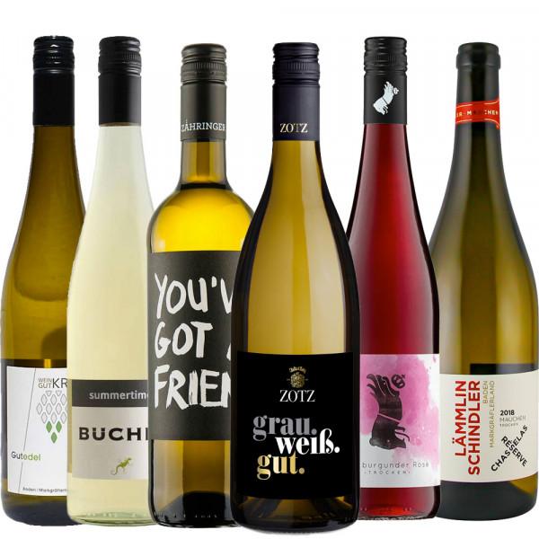 Online Weinprobe SPRING WineBreak Frühlingswein & Sommerwein Paket
