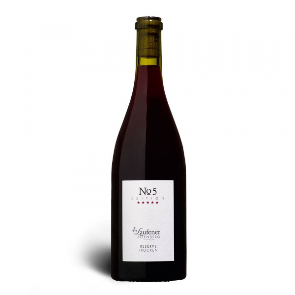 EDITION »No. 5« Réserve Cuvée rot 2014/2015, Qualitätswein, trocken