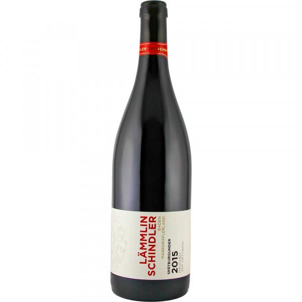 Spätburgunder Rotwein 2015 VDP. ORTSWEIN - Weingut Lämmlin-Schindler - Biowein