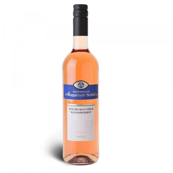 Weißherbst, Qualitätswein 2017 - Winzerkeller Auggener Schäf