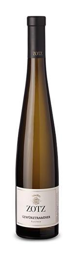 Gewürztraminer Auslese 2015 0,5 L. - Weingut Julius ZOTZ