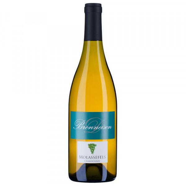 "Chardonnay ""Molassefels"" (24 Monate im Eichenholz gereift) 2016 trocken - Weingut Brenneisen"