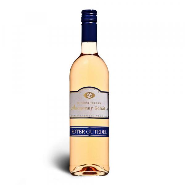 Roter Gutedel Qualitätswein trocken, Maischegärung