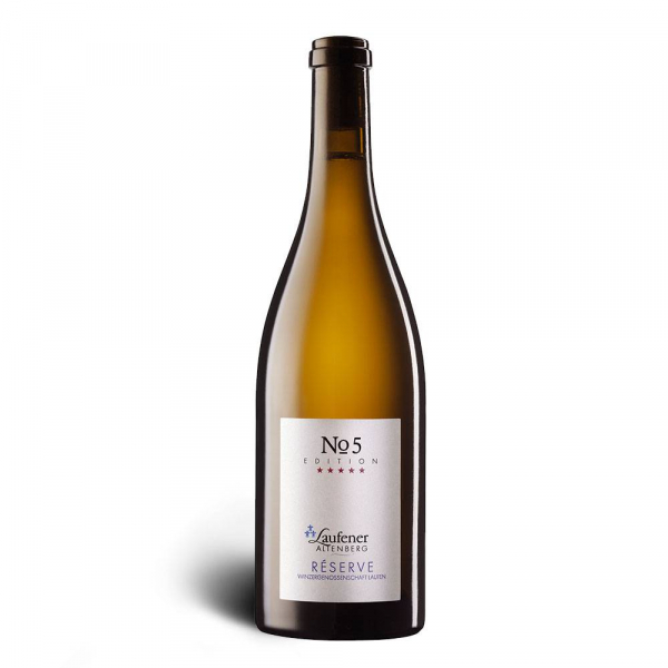 EDITION »No. 5« Réserve Cuvée weiß, Qualitätswein, trocken 2018