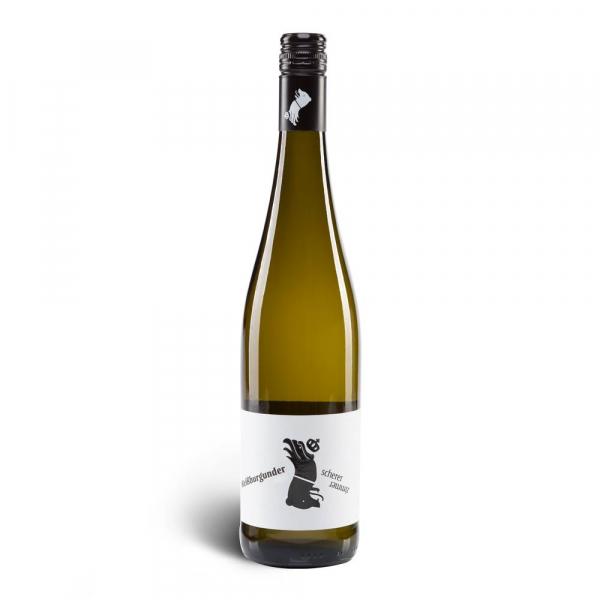 Weingut Scherer Zimmer - Weißburgunder trocken 2016 - Vegan
