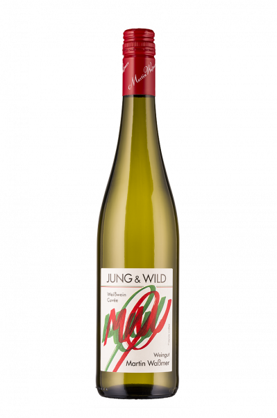 JUNG & WILD Weissweincuvée 2018 - Weingut Martin Wassmer | Martin Waßmer Weine