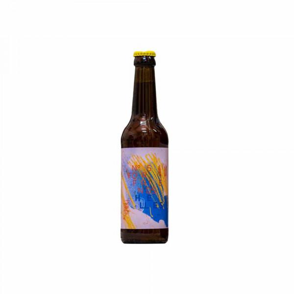 "Craft Bier ""N°5 For Friends"" - Helles 0,33L - Brauerei im Kesselhaus -Mitte Oktober wieder verfügbar"