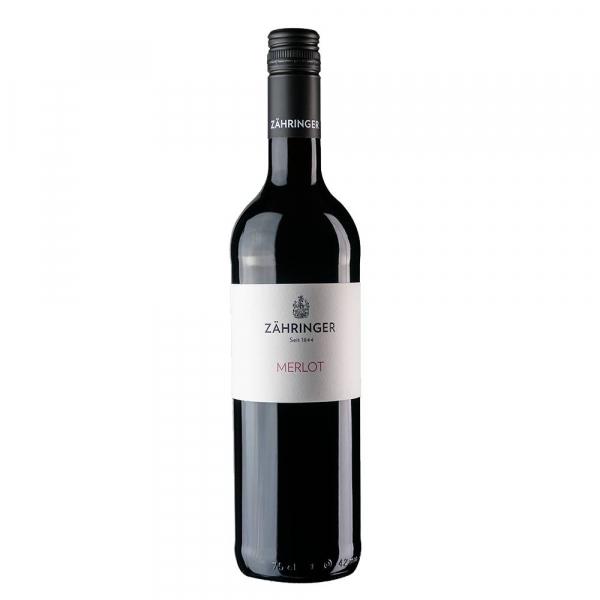 Merlot trocken, 2016 QbA - Weingut Zähringer - Biowein
