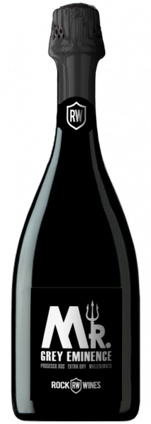 GREY EMINENCE Prosecco DOC, Millesimato EXTRA DRY - ROCK WINES