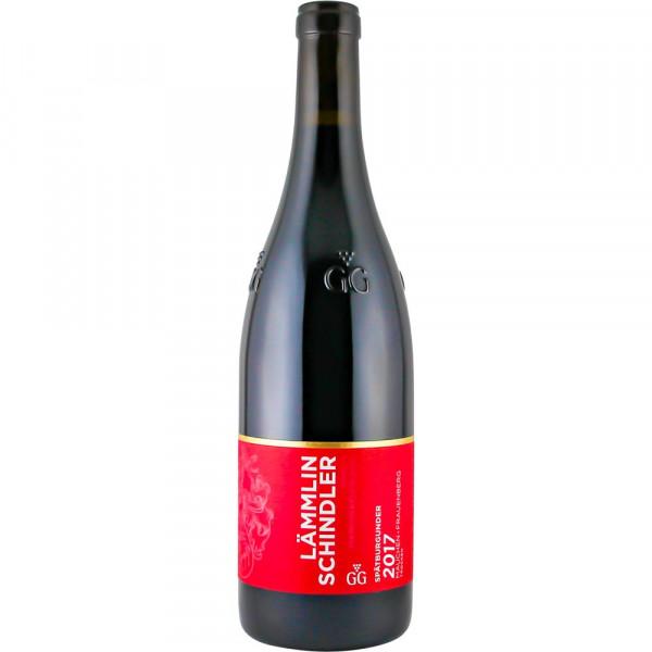 Spätburgunder Rotwein FRAUENBERG 2017 trocken - Weingut Lämmlin-Schindler - Biowein
