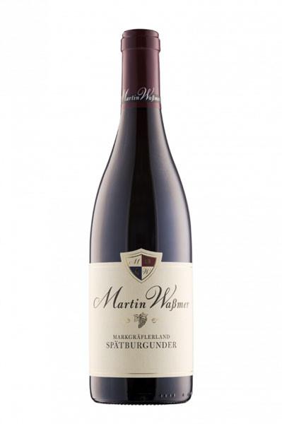 Martin Wassmer - Spätburgunder Gutswein 2016 Qba trocken - Weingut Martin Waßmer