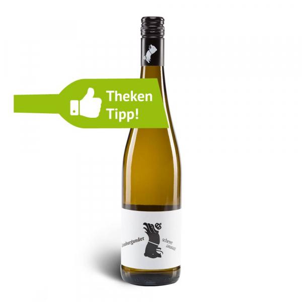Weingut Scherer Zimmer - Grauburgunder trocken 2016 - Vegan