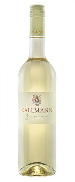 Gewürztraminer 2018, halbtrocken, Badischer Landwein - Weinbau Kallmann