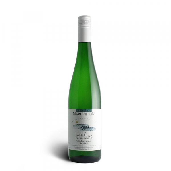 Grauburgunder Qualitäswein trocken - Weingut Marienheim