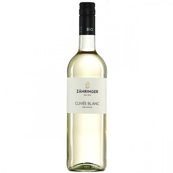 Cuvée Blanc Edelgräfler trocken 2018 - Bio-Wein - Weingut Zähringer