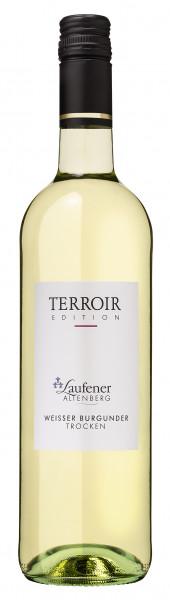 EDITION »Terroir« Weißer Burgunder 2018, Qualitätswein, trocken - Laufener Altenberg