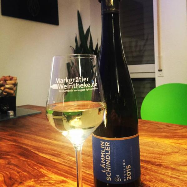 Riesling FRAUENBERG GG 2015 VDP.GROSSE, trocken - Weingut Lämmlin-Schindler