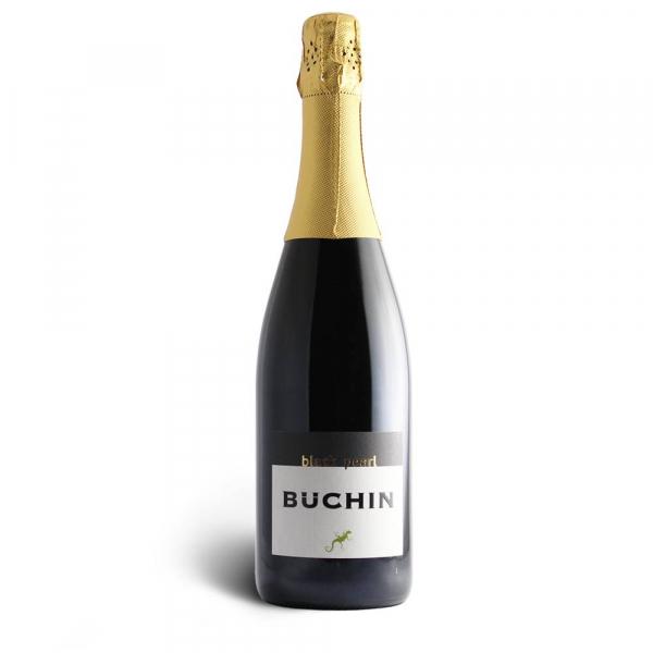 Black Pearl - EINZIGARTIG Roter Winzersekt aus Syrah, trocken - Weingut Büchin, Schliengen