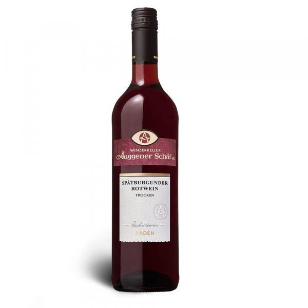 Spätburgunder Rotwein 2017 Qualitätswein trocken - Winzerkeller Auggener Schäf