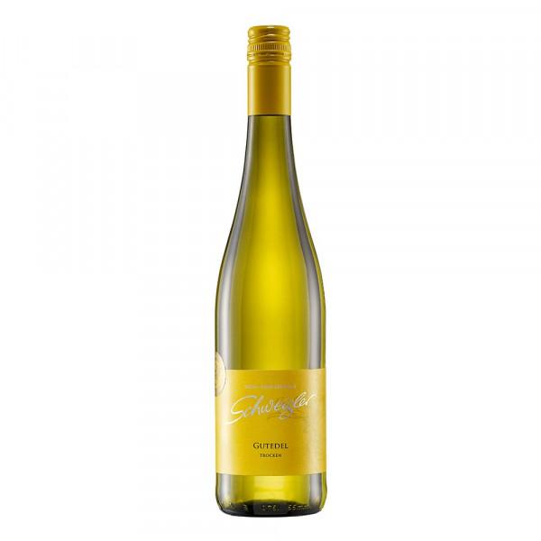 Gutedel QbA 2020, trocken - Wein- und Sektgut Schweigler