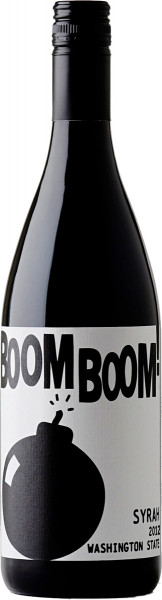 Boom Boom! Syrah 2017 trocken - Charles Smith Wines