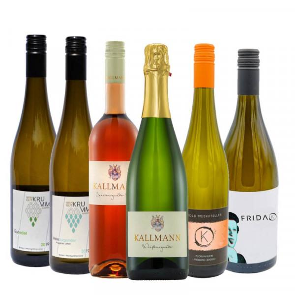 """Sommerwein-Paket zur Online Weinprobe """"Winery UNDERDOGS"""" am 23.07.2020"""