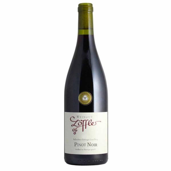 Pinot Noir Barrique Qualitätswein trocken 2016 - Weingut Löffler