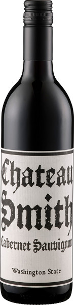 Chateau Smith Cabernet Sauvignon 2016 trocken - Charles Smith Wines