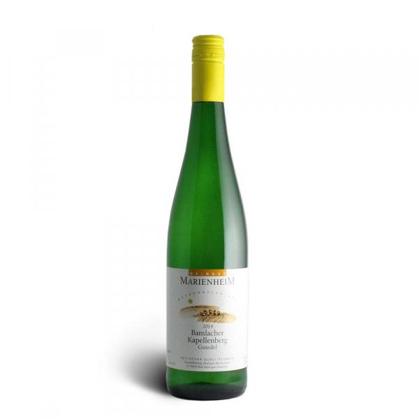 Gutedel Qualitäswein mild - Weingut Marienheim