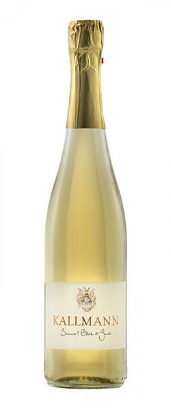 Secco! Edel&Gut, Sommer-(Mojito)Secco vom Gutedel - Deutscher Perlwein - Weinbau Kallmann