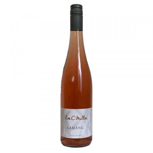 "Rosé Cuvée ""Lamäng"" trocken 2019 - Eva C. Müller - HJM Weine (Deutsche Weinprinzessin 20/21)"
