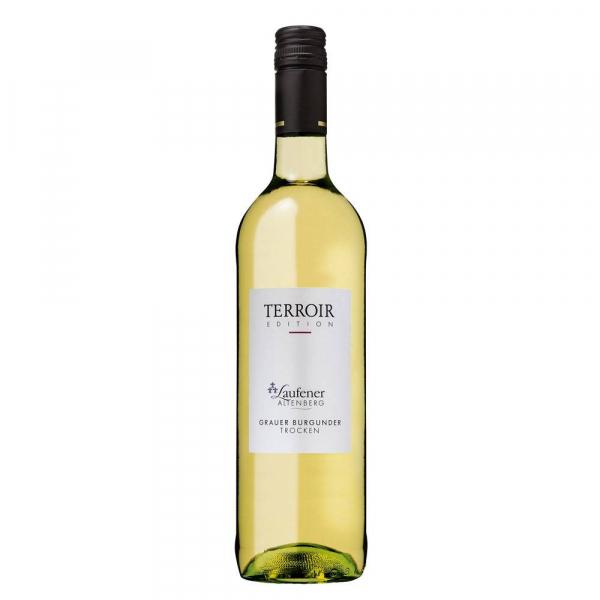 EDITION »Terroir« Grauer Burgunder, Qualitätswein 2018, trocken - Laufener Altenberg