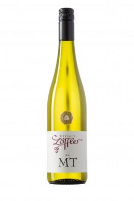 M-T Qualitätswein 2018 halbtrocken - Weingut Löffler