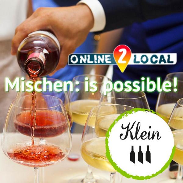 """BLACK NOVEMBER Geschenk 3+1-Monats-Abo """"Mischen: is possible"""" - exklusiv für Online2Local User!"""