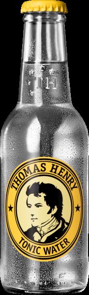 TONIC WATER THOMAS HENRY