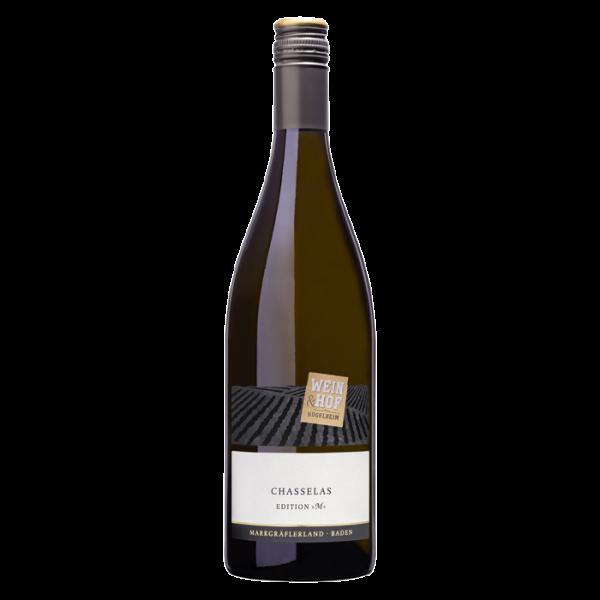Chasselas EDITION »M« QbA 2018 trocken - Wein & Hof Hügelheim