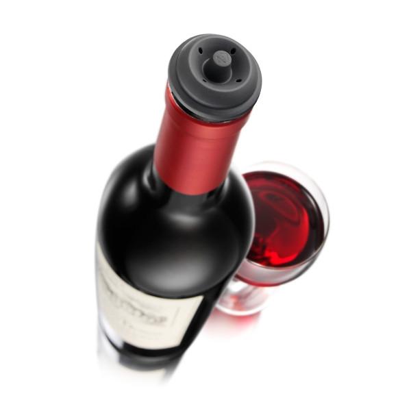 Vacu Vin Vacuum Stoppers - 2er Packung Stopfen für Weinpumpen-Copy