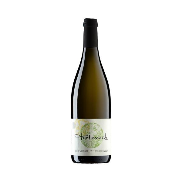 Weissburgunder GEIGENMANTEL 2017 - BIO - GOLD int. Winetrophy 2019 - Weingut Harteneck