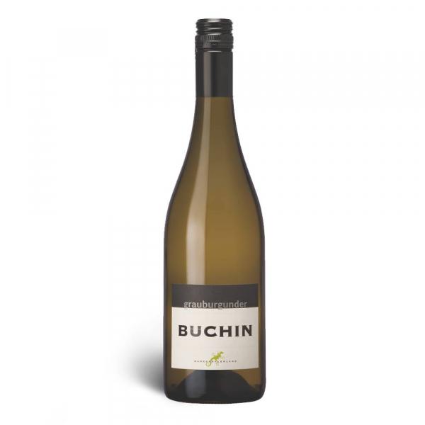 Büchin Grauburgunder 2018 trocken Qba - Weingut Büchin
